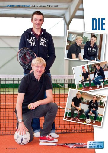 Sportler trifft Sportler |Andreas Beck und Andreas Beck