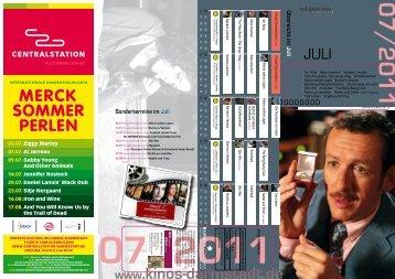 07/2011 www.kinos-darmstadt.de