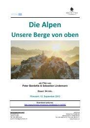 Die Alpen Unsere Berge von oben - bei Frenetic