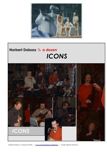 Norbert Dalsass ½ a dozen - Teatro Portland