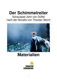 Der Schimmelreiter Materialien - Theater Lüneburg