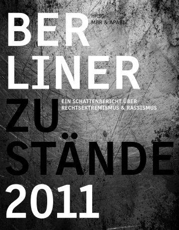 Berliner Zustände - Mbr