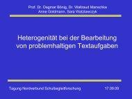 Mathematik_Präsentation_Nordverbund2009.pdf (670 kB) - LIS