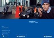 Broschüre Securijob - Schweizerische Berufsschule Sicherheit SBSS