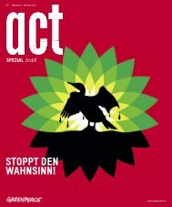 ACT 03/10 - Greenpeace