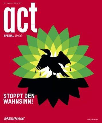 ACT 03/10 - Greenpeace