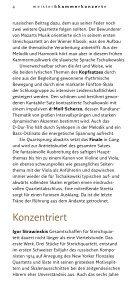 apollon musagète quartett - Meister & Kammerkonzerte - Seite 4