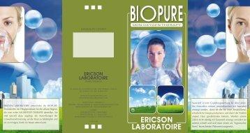 Bio-Pure-Produkte - HautNah