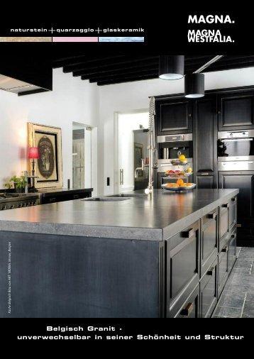 Belgisch Granit - unverwechselbar in seiner Schönheit und Struktur
