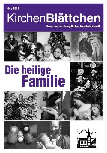 Download - Evangelische Kirchengemeinde Honrath