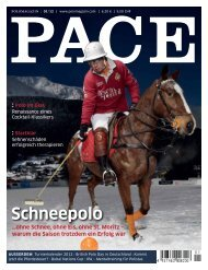 PDF dokument Pace Magazine Schnee Ising - Polo Club Chiemsee