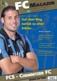FCS - C FC - 1. FC Saarbrücken