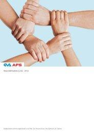 Geschäftsbericht 2011 - AFS - Amt für Feuerschutz St.Gallen