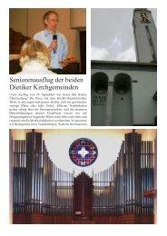Seniorenfahrt 2010 C - Kartell der Ortsvereine Dietikon