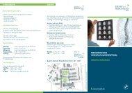 medizinisches versorgungszentrum neurochirurgie - Ernst von ...