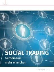 Social Trading - Gemeinsam mehr erreichen - Wikifolio