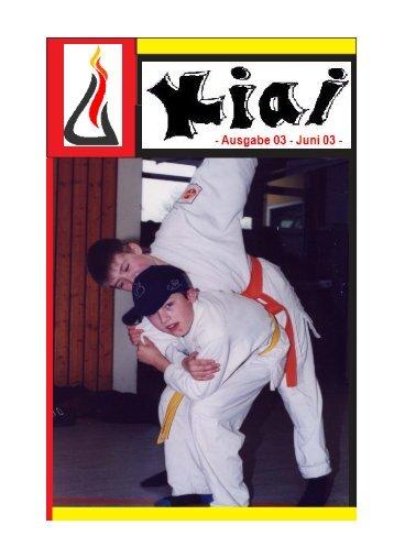 Die Re Knoch - Ju - Jutsu Quickborn