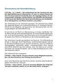 Rechte und Pflichten der Aufsichtsratsmitglieder einer eingetragenen - Seite 2