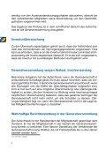 Rechte und Pflichten der Aufsichtsratsmitglieder einer eingetragenen - Seite 7