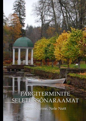 Raamatu e-versioon - Sulev Nurme