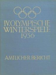 IV. Olympische Winterspiele 1936 part 1