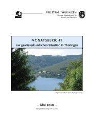 Mai 2010 - Thüringer Landesanstalt für Umwelt und Geologie