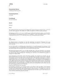 Entscheidende Behörde Entscheidungsdatum Geschäftszahl ...