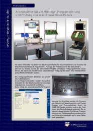 komplette Beschreibung als pdf - InSystems Automation GmbH