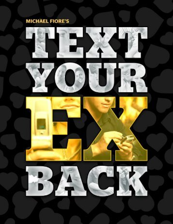 to download the text your ex back free pdf - Dating Review Spy