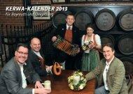 Kerwa Kalender 2013.indd - Gudrun Brendel Fischer