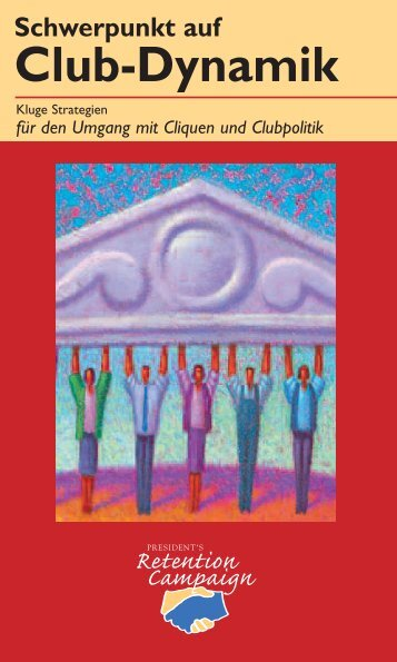 Schwerpunkt auf Clubdynamik (prc4.pdf) - Lions Clubs International