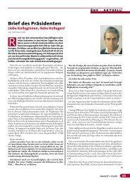 Ausgabe 01-02/2006 - ÖHV