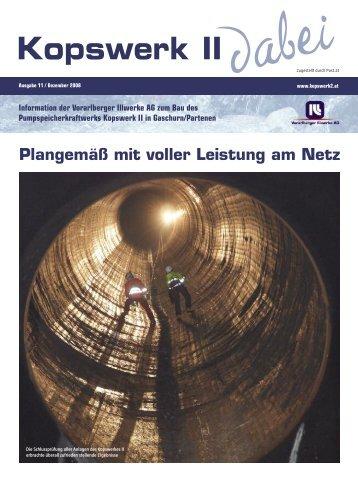 Ausgabe Dezember 2008 - Kopswerk II