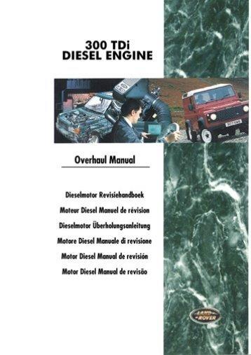 freelander reparaturanleitung - Legion Land Rover Colombia