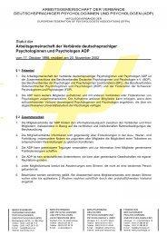 Statut als PDF - BDP