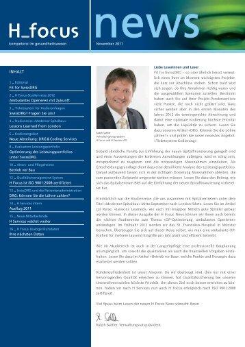 PDF - H Focus AG
