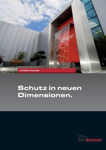 Jansen Holding Imagebroschüre - Emsländische Stiftung Beruf und ...
