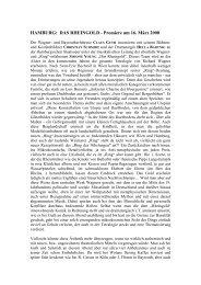 """Nürnberg: """"GOETTERDAEMMERUNG"""" – 8 - Suomen Wagner-Seura ..."""
