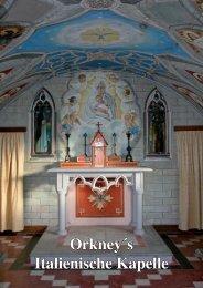 Orkney´s Italienische Kapelle - Orkney Communities
