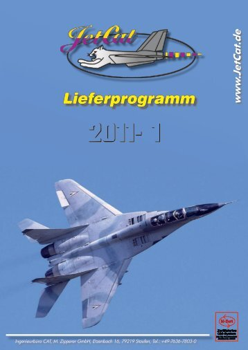 www .JetCat.de