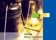 Konzeption der Läuteordnung für die Namen-Jesu-Kirche zu Bonn