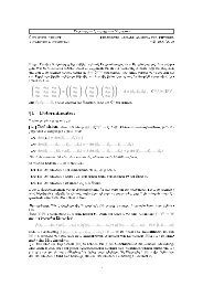 Ÿ1 Determinanten - Technische Universität München