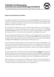 Verbindlicher Vermittlungsauftrag zum Erwerb eines neuen ...