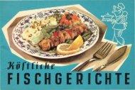Köstliche Fischgerichte - Ziltendorf