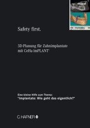 CeHa imPLANT Patienteninformation - C. Hafner