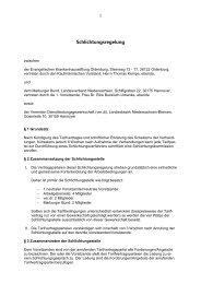 EKO – Schlichtungsregelung (114 KB) - Marburger Bund