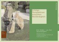 Nachhaltigkeitsbericht 2005/06 - OÖ. Ferngas AG