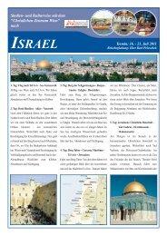 Israel 16.-23.07. Christliches Zentrum Wien:neu.qxd
