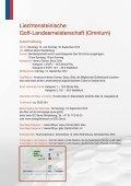 Liechtensteinische Golf-Landesmeisterschaft - Golfclub Gams ... - Seite 2