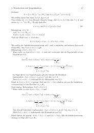 4. Wurzelsystem und Längenfunktion 17 Definiere A := { v ∈ W ...